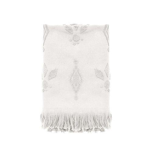 Juna - Pearl Badetuch 70 x 140 cm, off-white