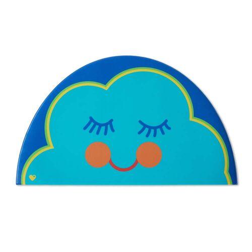 byGraziela - Kinder Tischset, Wolke