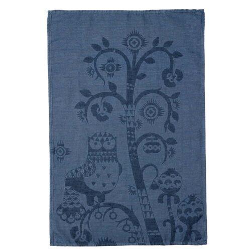 Iittala - Taika Geschirrtuch, 47 x 70 cm, blau