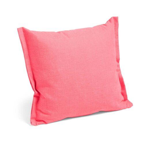 HAY - Plica Tint Kissen, 60 x 55 cm, flamingo