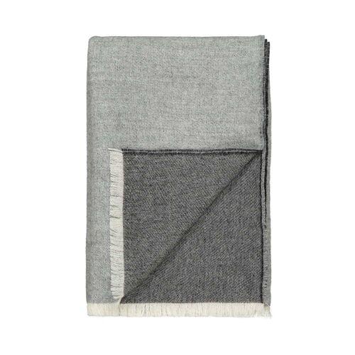 Elvang - Venice Decke, weiß / grau