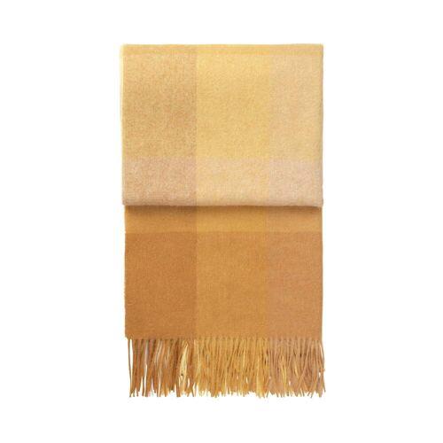 Elvang - Inca Decke, gelb