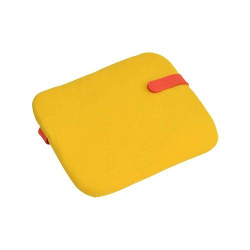 Fermob - Color Mix Sitzkissen für Bistro Stuhl 38 x 30 cm, tukan gelb