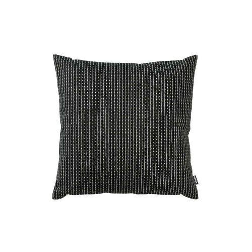 Artek - Rivi Kissenbezug 40 x 40 cm, schwarz / weiß