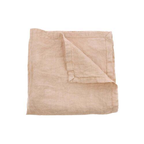 HKliving - Leinen Servietten, 45 x 45 cm (2er-Set), lachs