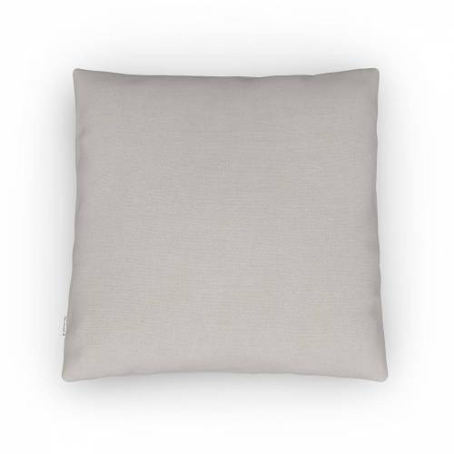 Sit with us - Kissen Cosy, 60 x 60 cm, Stoff Fino, beige