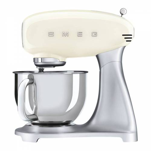SMEG - Küchenmaschine SMF02, creme