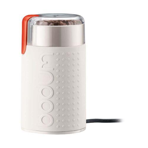 Bodum - Bistro elektrische Kaffeemühle, crème weiß