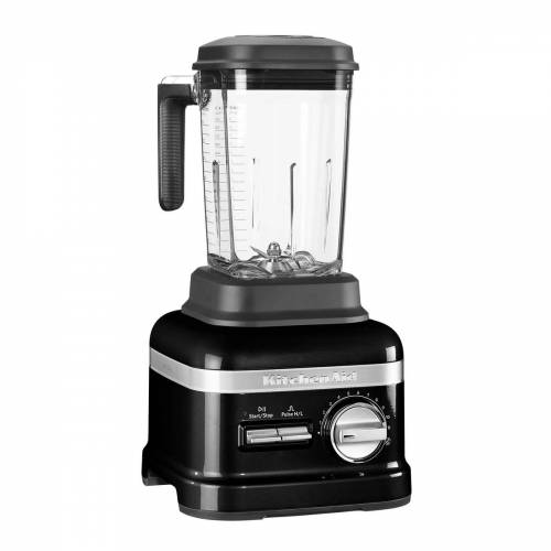KitchenAid - Artisan Power Standmixer, onyx schwarz