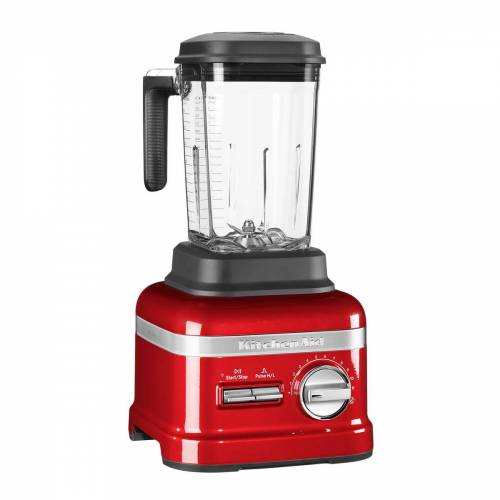 KitchenAid - Artisan Power Standmixer, empire rot