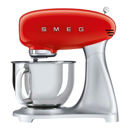 SMEG - Küchenmaschine SMF02, rot