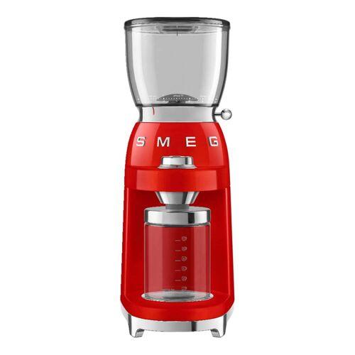 SMEG - Kaffeemühle CGF01, rot
