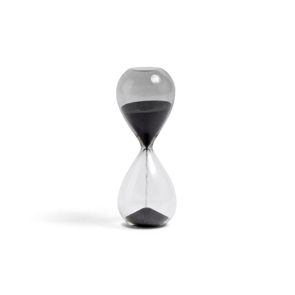 HAY - Time Sanduhr S, schwarz (2019)