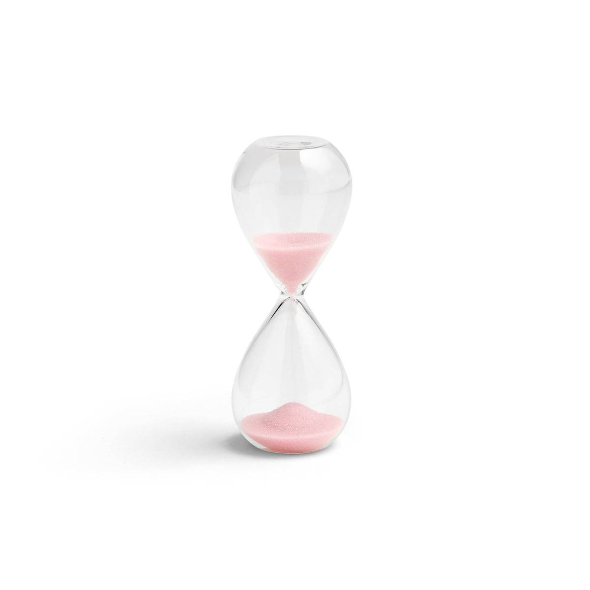 HAY - Time Sanduhr S, light pink (2019)