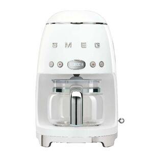 SMEG - Filterkaffeemaschine DCF02, weiß