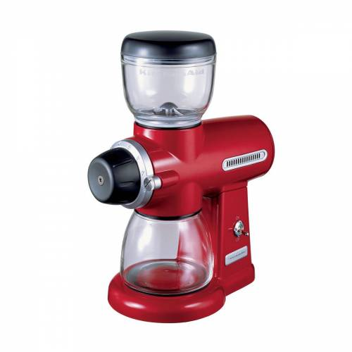 KitchenAid - Artisan Kaffeemühle, empire rot