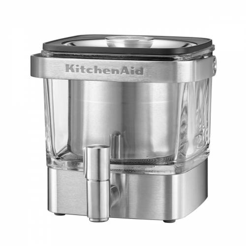 KitchenAid - Artisan Cold-Brew-Kaffeebereiter, Edelstahl