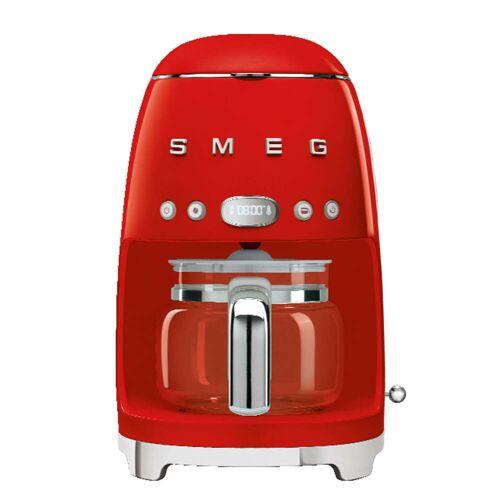SMEG - Filterkaffeemaschine DCF02, rot