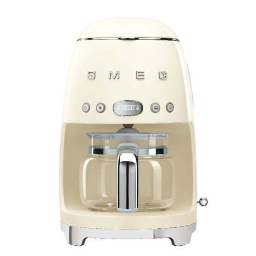 SMEG - Filterkaffeemaschine DCF02, creme