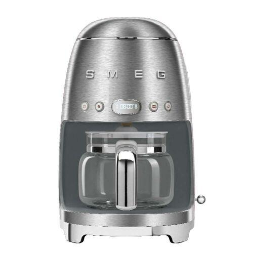 SMEG - Filterkaffeemaschine DCF02, Chrom