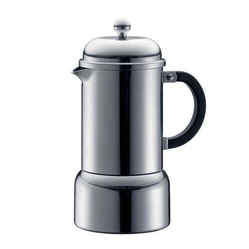 Bodum CHAMBORD Espressokocher, 0.36l - poliert
