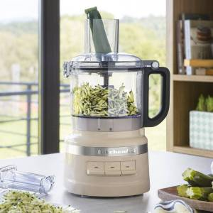 KitchenAid - Artisan Food Processor 1,7 l, matt schwarz