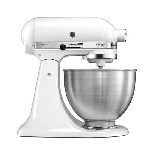 KitchenAid - Classic Küchenmaschine 4.3 l, weiß