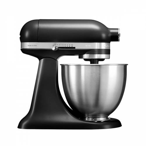 KitchenAid - Mini Küchenmaschine 3,3 l, matt schwarz