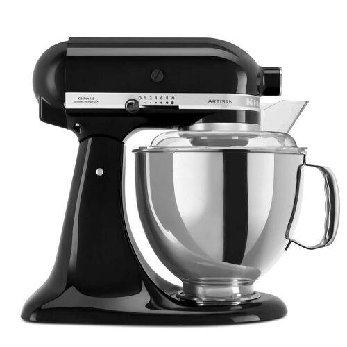 KitchenAid - Artisan Küchenmaschine 4.8 l, onyx schwarz