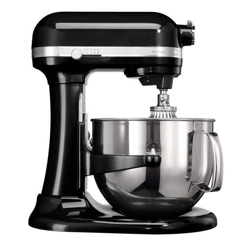KitchenAid - Artisan Küchenmaschine 6.9 l, schwarz