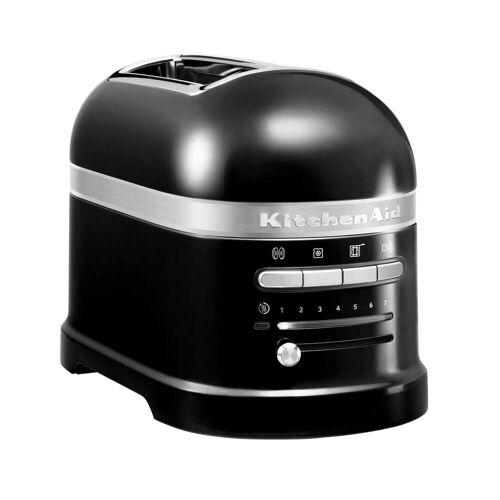 KitchenAid - Artisan Toaster 5KMT2204E, 2 Scheiben, onyx schwarz