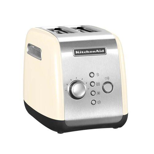 KitchenAid - Toaster KMT221, 2 Scheiben, créme