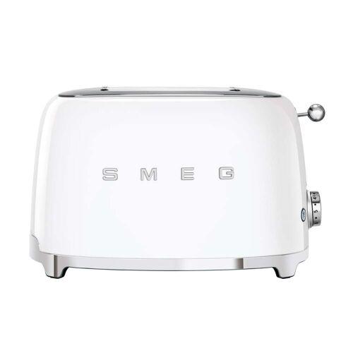 SMEG - 2-Scheiben ToasterTSF01, weiß