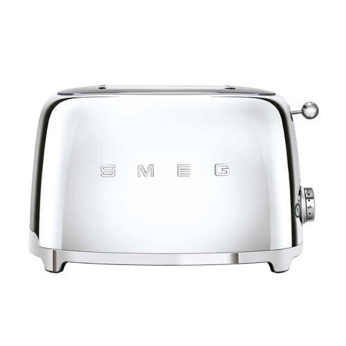 SMEG - 2-Scheiben ToasterTSF01, Chrom
