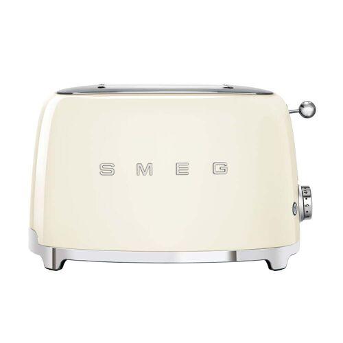SMEG - 2-Scheiben ToasterTSF01, creme