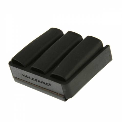 Moleskine - Zubehörset für Stifte, schwarz