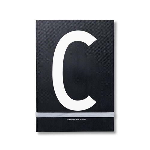 Design Letters - Personal Notizbuch von A-Z, C