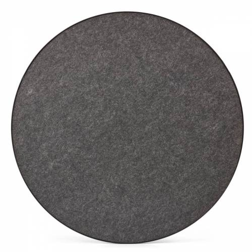 Gejst - Retell Pinnwand Ø 80 cm, schwarz