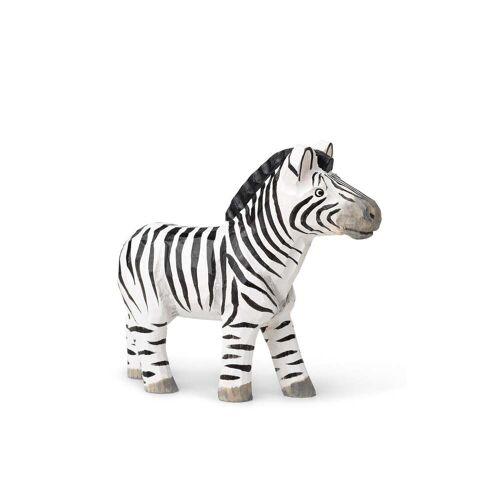 ferm LIVING - Animal Tierfigur, Zebra