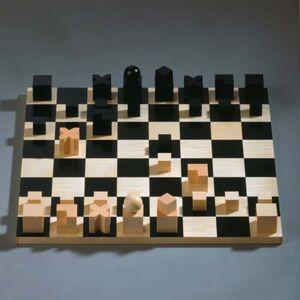 Naef Spiele - Bauhaus Schachbrett