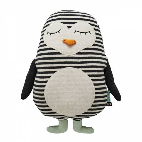 OYOY - Strick-Kuscheltier, Pinguin Pingo