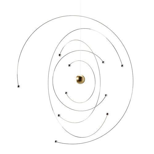 Flensted Mobiles - Niels Bohr Mobile