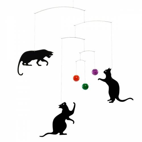 Flensted Mobiles - Feline Mobile