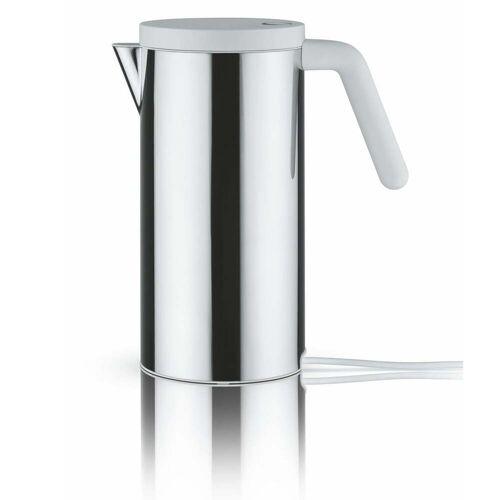 Alessi - Hot.it elektrischer Wasserkocher, 1.4 l, weiß