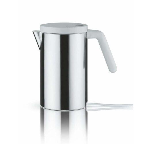 Alessi - Hot.it elektrischer Wasserkocher, 0.8 l, weiß