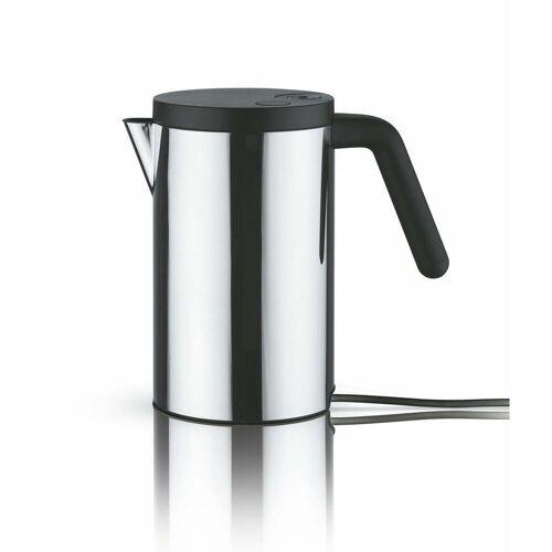 Alessi - Hot.it elektrischer Wasserkocher, 0.8 l, schwarz