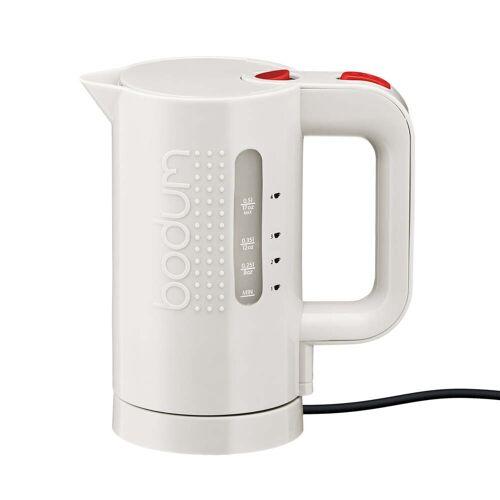 Bodum - Bistro, Elektrischer Wasserkocher, 0,5 l, cremefarben