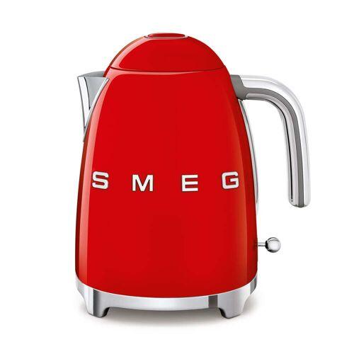 SMEG - Wasserkocher 1,7 l (KLF03), rot