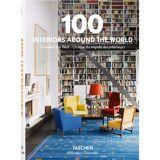TASCHEN Verlag - 100 Interiors Around the World