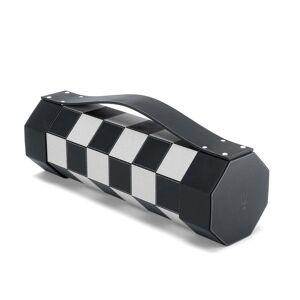 Umbra - Rolz mobiles Schach- und Dame-Set, schwarz